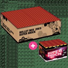 BULLET BOX  256'S // SUPER SHOCK (nc)